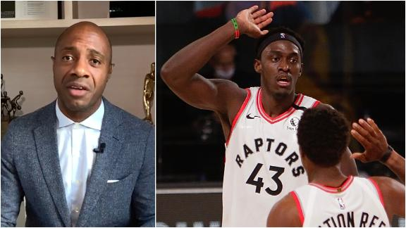 Why Jay Williams is fired up about the Raptors' title chances
