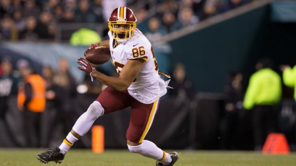 What does Jordan Reed bring to the 49ers?