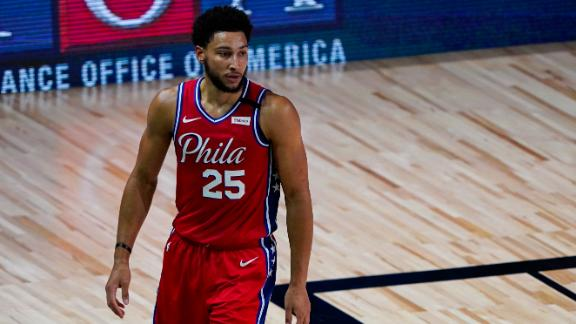 Expect the Sixers to be cautious with Simmons