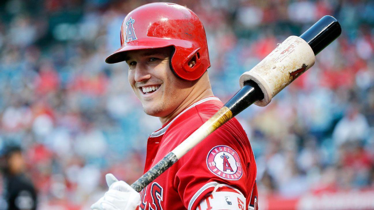 The top 10 Mike Trout moments