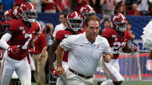 SEC football challengers face no easy path to title