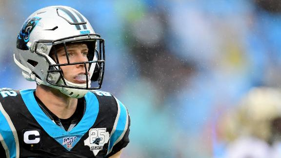 Is McCaffrey the best non-QB offensive player in the NFL?
