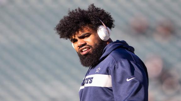 Is Zeke the safest draft pick outside of McCaffrey?
