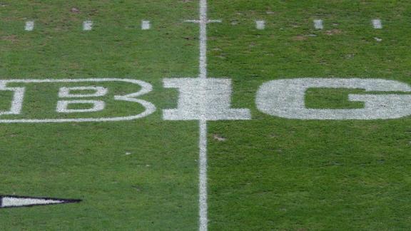 McFarland: Big Ten avoiding liability by postponing fall football season
