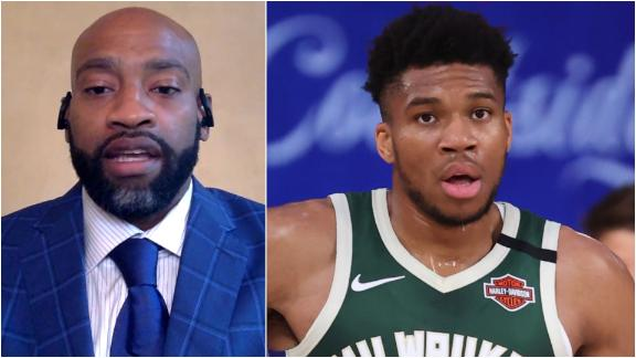 Carter breaks down Bucks' mindset heading into playoffs