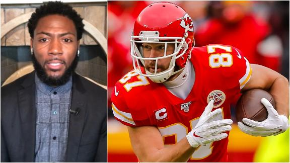 How important was it for the Chiefs to extend Kelce?