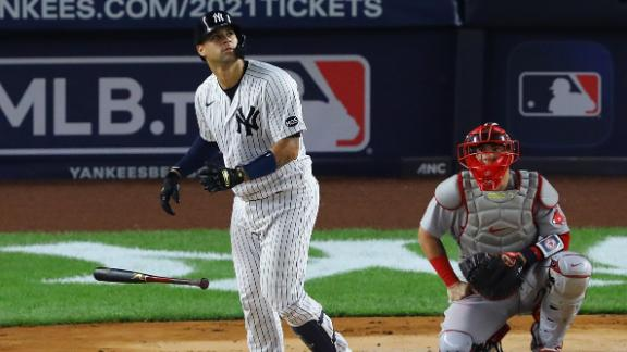 Yanks improve to 5-0 vs. Red Sox with rout in the Bronx