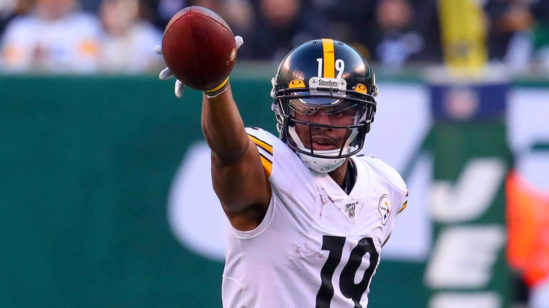 Which WRs will have a fantasy bounce-back in 2020?