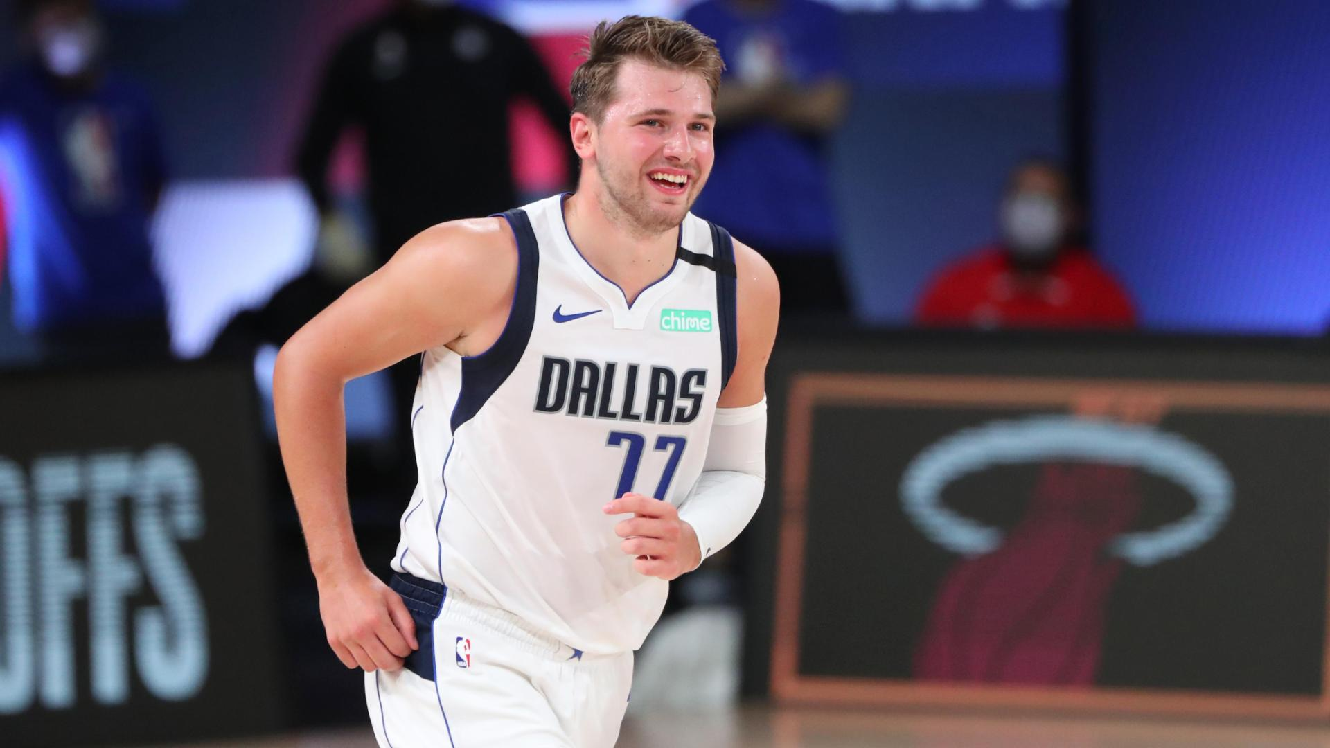 Luka sets NBA record with 42 points in playoff debut