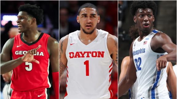 The best plays from this year's NBA draft prospects