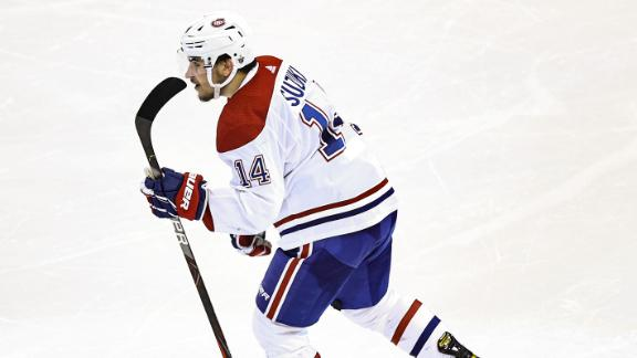 Canadiens avoid elimination with tiebreaking goal by Suzuki