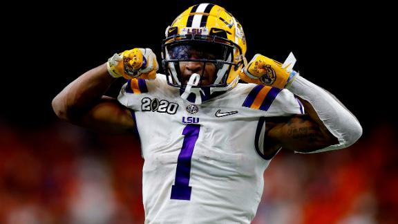 How will LSU replace last year's talent?