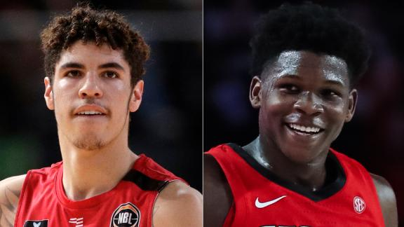 Breaking down the potential No. 1 pick in the 2020 NBA draft