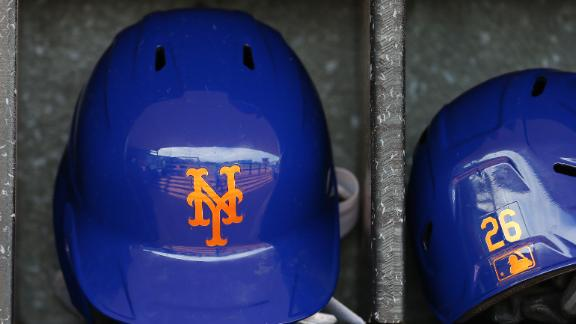 How long will Mets be sidelined after positive coronavirus test?