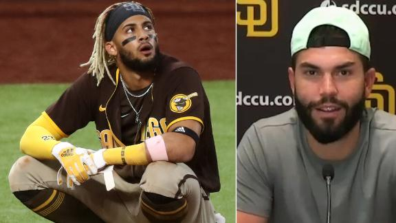 Hosmer: Tatis is a once in a lifetime talent