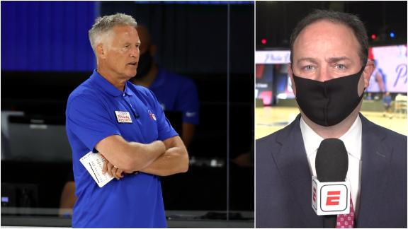 Woj: Changes in Philly could start with Brett Brown