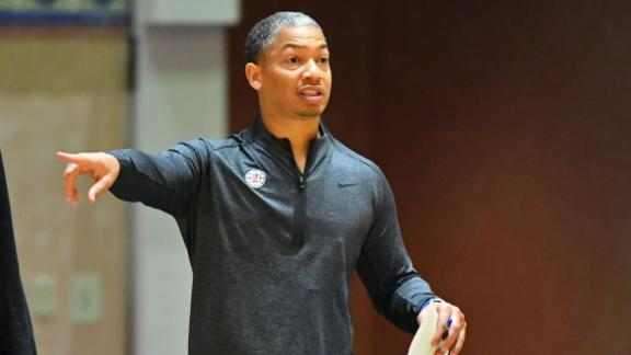 Could Ty Lue be next 76ers coach?