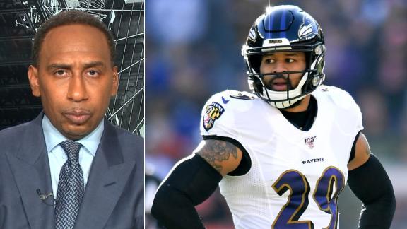 Stephen A. demands Ravens pay Earl Thomas