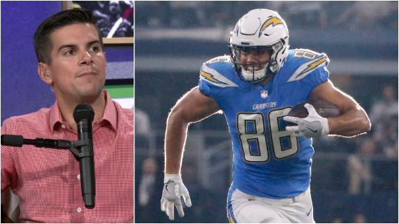 How will Hunter Henry fare in fantasy with Taylor at QB?
