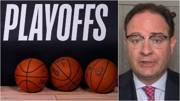 Woj addresses future of NBA playoffs after Bucks' boycott