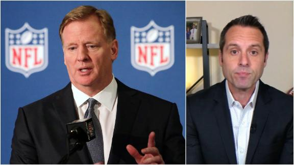 How will the NFL react to other leagues postponing games?