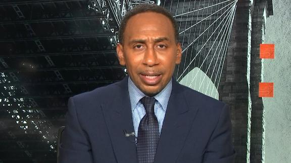 Stephen A.: Vincent's emotional interview points to big issues in the NFL