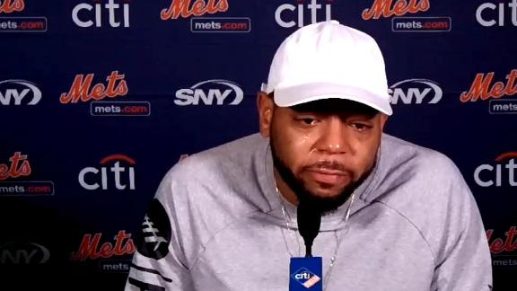 Dominic Smith: 'I think the most difficult part is to see people still don't care'