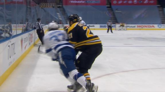 Ritchie gets 5-minute major for dangerous hit