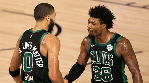 Celtics top Raptors to take 2-0 series lead