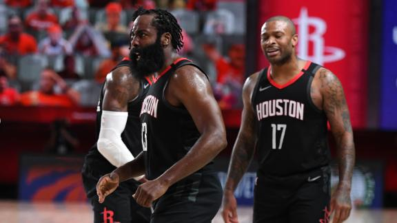 Rockets edge Thunder in Game 7 thriller