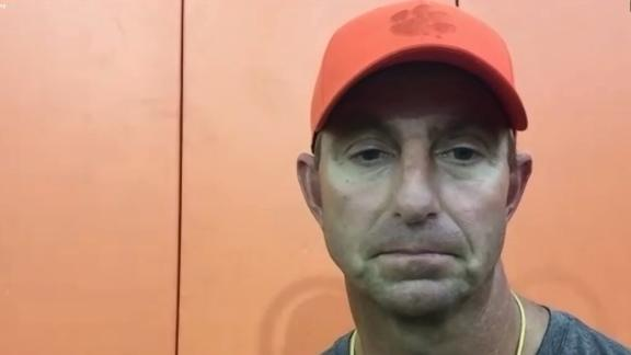 Swinney not in favor of pushing season back