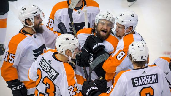 Flyers force Game 7 on Provorov's 2OT goal