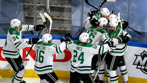 Stars beat Avs in Game 7 on Kiviranta's OT winner