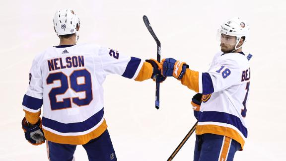 Islanders shut out Flyers for spot in conference finals