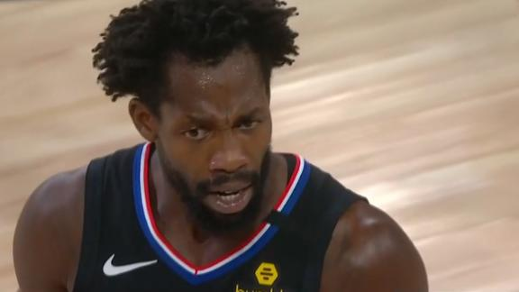 Beverley gets ejected late in fourth