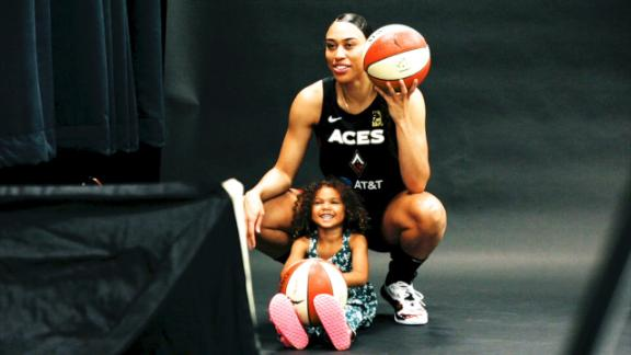The work-life balance of WNBA moms
