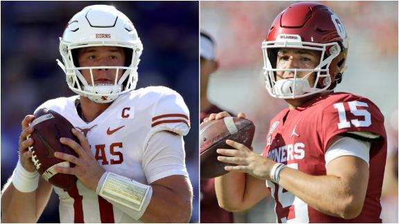Texas or Oklahoma: Who's coming out of the Big 12?