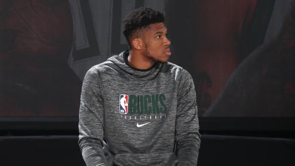 What does the Bucks' early exit mean for Giannis' future?