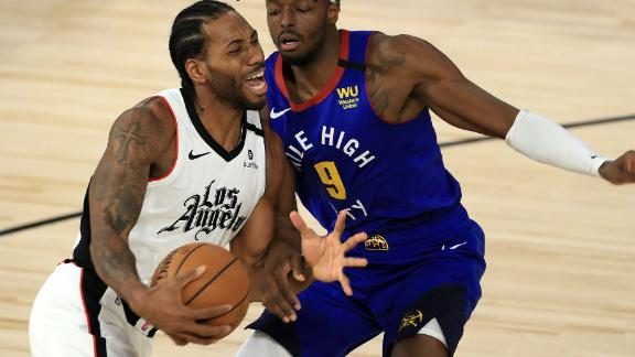 Clippers lose Game 5 despite Kawhi's 36 points