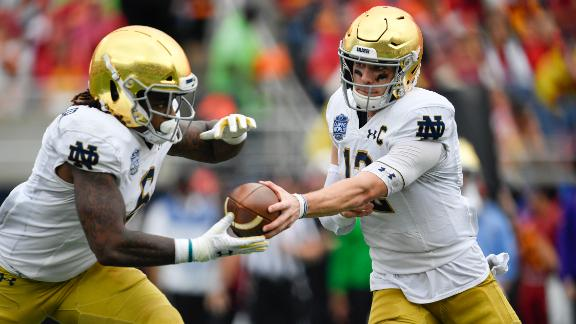 How college football matchups stack up on the betting menu