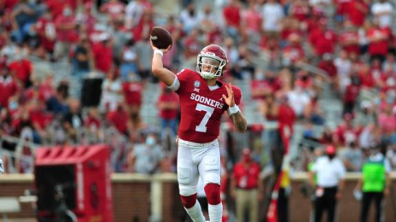 Rattler comes out strong in first Sooners start