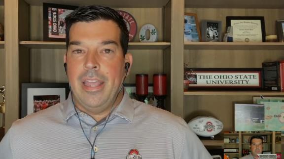 Ryan Day hoping Big Ten starts season by mid-October