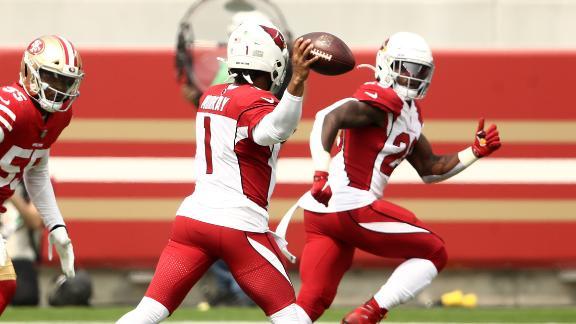 Edmonds dives for Cardinals' TD