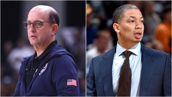 Jeff Van Gundy or Ty Lue: Who's the better fit for the Rockets?