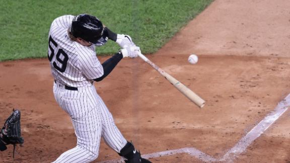 Voit belts 17th, 18th homers