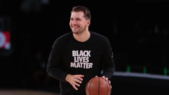 Luka in great company with historic All-NBA first-team selection