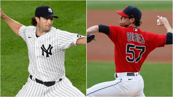 Why Gerrit Cole vs. Shane Bieber is the ultimate matchup