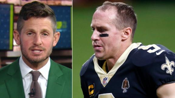 Why Orlovsky isn't pinning Saints' woes on Brees
