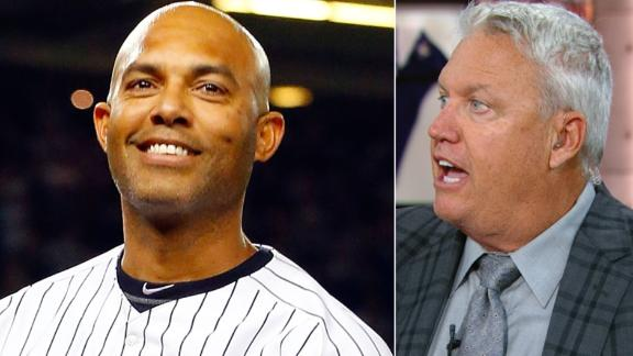 Rex Ryan jokes that Falcons need Mariano Rivera