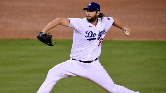 Kershaw eliminates Brewers with 13 strikeouts